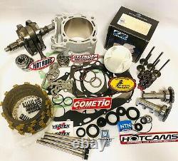 LTR450 LTR 450 Big Bore Stroker Complete Motor Engine Rebuild Kit 516 100 mil