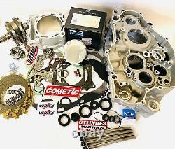 LTZ400 LTZ 400 Z400 Cases 470 Big Bore Stroker Crank Complet Engine Rebuild Kit
