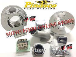 Mf0266 Kit Cilindro Motore 144 CC DM 60 Pinasco Vtr Zuera Ape Vespa Special Pk