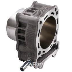 New For Suzuki LTZ 400 Z400 434cc Big Bore Cylinder Piston Top End Kit 2003-2014