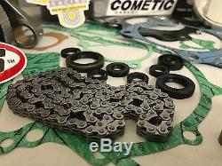 Raptor 660 102mm 719 CP Hotrods 4mm Big Bore Stroker Motor Engine Rebuild Kit