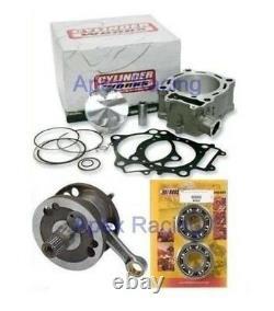 Rebuild Kit HOTRODS 2002-2008 CRF450R 511CC Big Bore Cylinder Stroker Crank Gsk