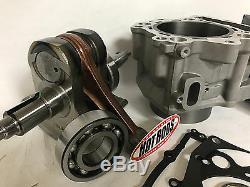 Rhino Grizzly 660 Big Bore Stroker Complete Motor Rebuild Kit Top Bottom Crank