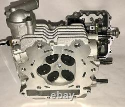 Rhino Grizzly 660 Head Assembly Complete with Big Bore Kit 102mm JE Wiseco CP