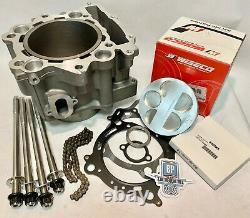Rhino Grizzly 660 JE 102mm 101 Stock Comp 686cc Big Bore Cylinder Top End Kit