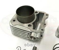 SINNIS MAX II 125CC (QM125-2V) Big bore 150cc Barrel and Piston Kit K157FMI