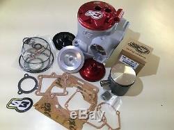 S-3 Racing Cylinder, Billet Head, Piston Kit Gasgas Ec300 / 250 Big Bore Kit
