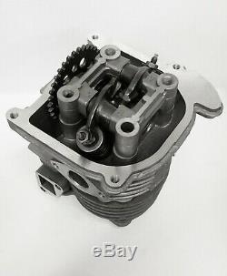 Scooter 100cc Big Bore Kit-Big Valve Head- Performance Piston, Carb, Cam, Gears