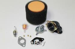 Scooter Big Bore Kit 100cc 50mm Bore QMB139 Scooter Performance Parts Kit5chrom