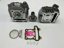 Scooter GY6 150cc High Performance 60mm Big Bore Cylinder COMBO Kit