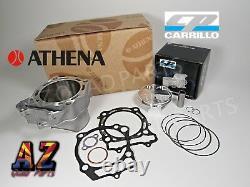 Suzuki LTR450 LTR 450 100mm Athena Big Bore Top End Cylinder CP RACE Piston Kit