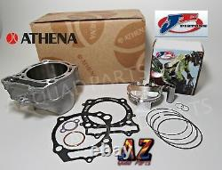 Suzuki LTR450 LTR 450 100mm Athena Big Bore Top End Cylinder JE 13.5 Piston Kit