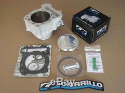Suzuki LTZ400 Big Bore Cylinder kits, CP Piston 12.5/1, Cometic Top Gaske 434CC