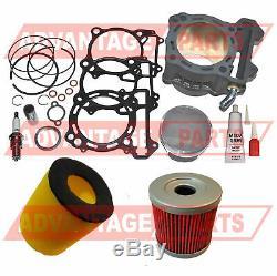 Suzuki LTZ 400 434cc Big Bore Cylinder Piston Gasket Top End Kit 2003-2014
