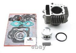 TB Big Bore Kit 52mm 88cc Cylinder Piston Z50 XR50R CRF50F XR50 CRF50 XR CRF 50