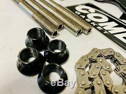 TRX400EX TRX 400EX Big Bore Kit Stage 2 Hotcam 87 mil Cylinder Wiseco 416 Piston