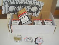 WISECO R1052 1109cc BIG BORE PISTON KIT ZX11 ZX 11 1100 ZRX1100 GPZ1100 DRAGBIKE