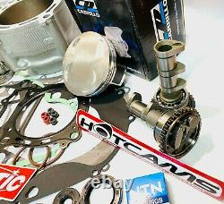 YFZ450 YFZ 450 Big Bore Stroker 500cc Complete Motor Engine Kit Hotcams Guides