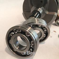 YFZ450 YFZ 450 Big Bore Stroker Motor Complete Engine Rebuild Kit 500cc 98mm