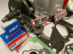 YFZ450 YFZ 450 Big Bore Stroker Motor Crank Top Bottom End Engine Rebuild Kit