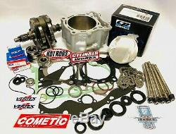 YFZ450 YFZ 450 Motor Rebuild Complete Rebuilt Big Bore Kit Crank Cylinder Piston