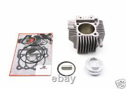 YX GPX Zongchen 150cc 155cc 160cc 67mm Big Bore Kit 187cc to 201cc TB parts
