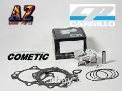 Yamaha Raptor 660 102 mil 102mm 111 CP CP-Carrillo Big Bore Piston Kit 686 11.0