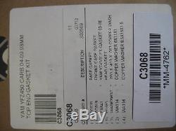 Yamaha YFZ450, YFZ 450 Big Bore 98mm Cylinder Kit, CP Piston 12.51, Year 04-09