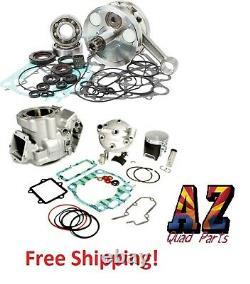 Yamaha YZ250 YZ 250 72mm 300cc Athena Big Bore Cylinder Crank Motor Rebuild Kit