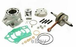 Yamaha YZ85 (112cc) Athena Big Bore Cylinder & Athena Stroker Rebuild Kit