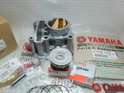 Yamaha YZF R125 WR125 TE125 4stroke Big Bore Cylinder Piston Kit 150cc Genuine
