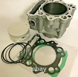 01-05 Raptor 660 Big Bore Kit 102mm Cylindre 101 Piston Top End Rebuild Kit