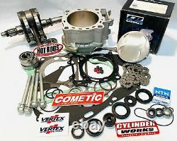 04 05 Trx450r Trx 450r Big Bore Kit Stroker Reconstruire Hotrods Hotcam Cp 500cc +3