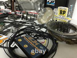 06-14 Raptor 700 105.5mm 780 Hotrods Webcam Dyna Monster Big Bore Stroker Kit