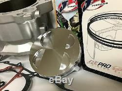 06-14 Raptor 700 Reconstruire Big Bore Stroker Moteur Kit D'embrayage 105,5 Cylindre 780cc