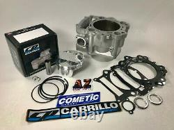 06-21 Raptor 700 734cc 105,5 MM Big Bore 12,51 Cp Piston To End Cylinder Kit