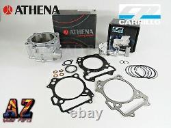 09-16 Honda Crf450r Crf 450r 100mm 480cc Big Bore Cylindre Athena Cp Kit Piston