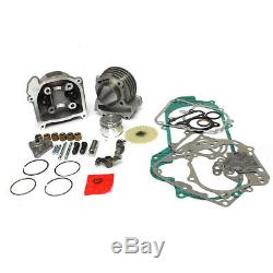 100cc 50 MM Performance Big Bore Kit Gy6 50cc 139qmb Chinois Scooter Pièces Piston