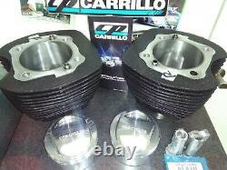 107 Big Bore Mva/110 Domes Kit 11.00cr Twin Cam Harley Drop En Kit Dre Cycles
