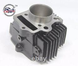 140cc Big Bore Kit 55mm Cylindre 1p55fmj Lifan Kaya Xmotos Apollo Tmax Dirt Bike