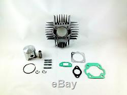 2fastmoto 70cc Big Bore 45mm Cylindre À Piston Kit Tomos A35 Targa LX Tx50 Revival