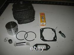 361 365 371 372 372xp 371k Big Bore 52mm Piston Cylinder Kit Top End Rebuild Kit