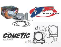 366cc 10,51 Big Bore Top End Kit Yamaha Raptor Guerrier Wolverine Grizzly 350