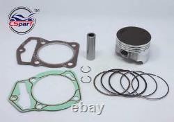 69mm Big Bore Kit Cylinder Set Pour Loncin Zongshen 200cc 250cc 69fmm Engine