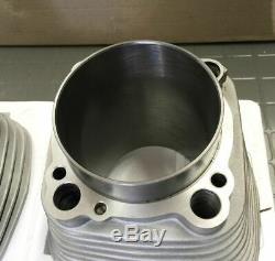 883-1200 Cylinder & Piston Siffton Big Bore Kit De Conversion 9,51 Sportster 04 +