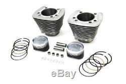 883-1200 Cylindre À Piston 9,51 Big Bore Kit De Conversion Harley Sportster Evo