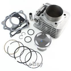 89mm 440cc Big Alésage Du Cylindre À Piston Joint Kit Pour Honda Sportrax Trx400ex 99-08