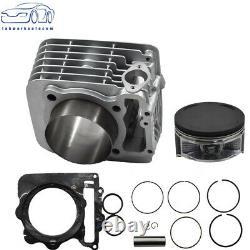 89mm 440cc Big Alésage Du Cylindre À Piston Joint Kit Pour Honda Xr400r 1996-2004 USA