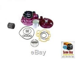 90cc Big Bore Kit + Tete Bouteille + Petit Fin De Roulement Yamaha Dt50 Tzr50 50 Am6