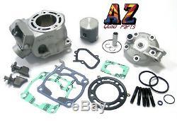 97-04 Yamaha Yz125 Yz 125 58mm 144cc Athena Big Bore Cylindre Top End Kit Piston